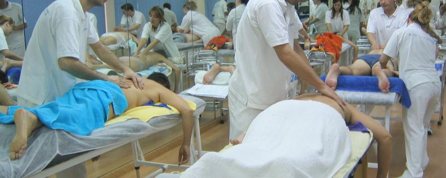Fisiomedic Escuela de Salud durante el STAGE KSB ELite